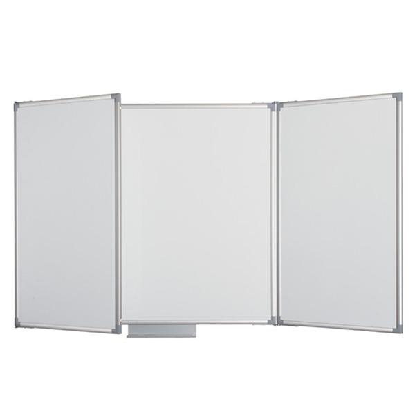 Pizarras pizarra blanca plegable de pared maulpro - Pared de pizarra ...